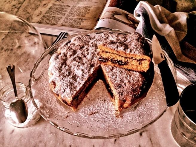 Soft cake Marina Braito gluten free