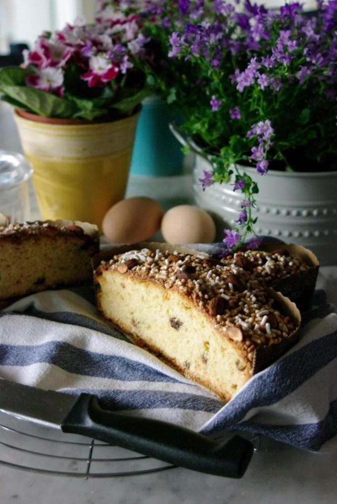 gluten-free Easter Dove