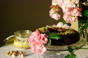 ricetta della Torta persiana dell'amore
