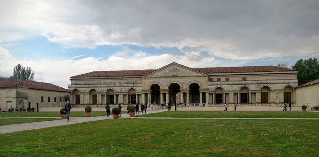 skyline Mantova in due giorni, palazzo te
