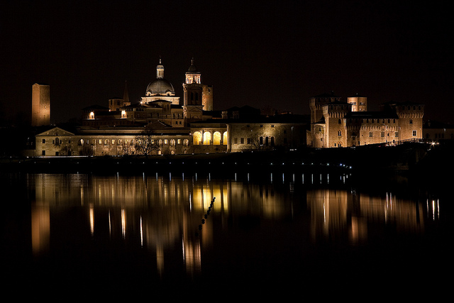 skyline Mantova in two days