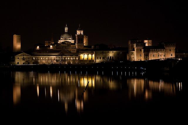 skyline Mantova in due giorni