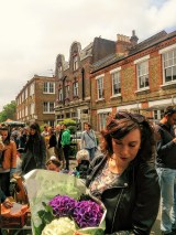 londra alternativa columbia flower market