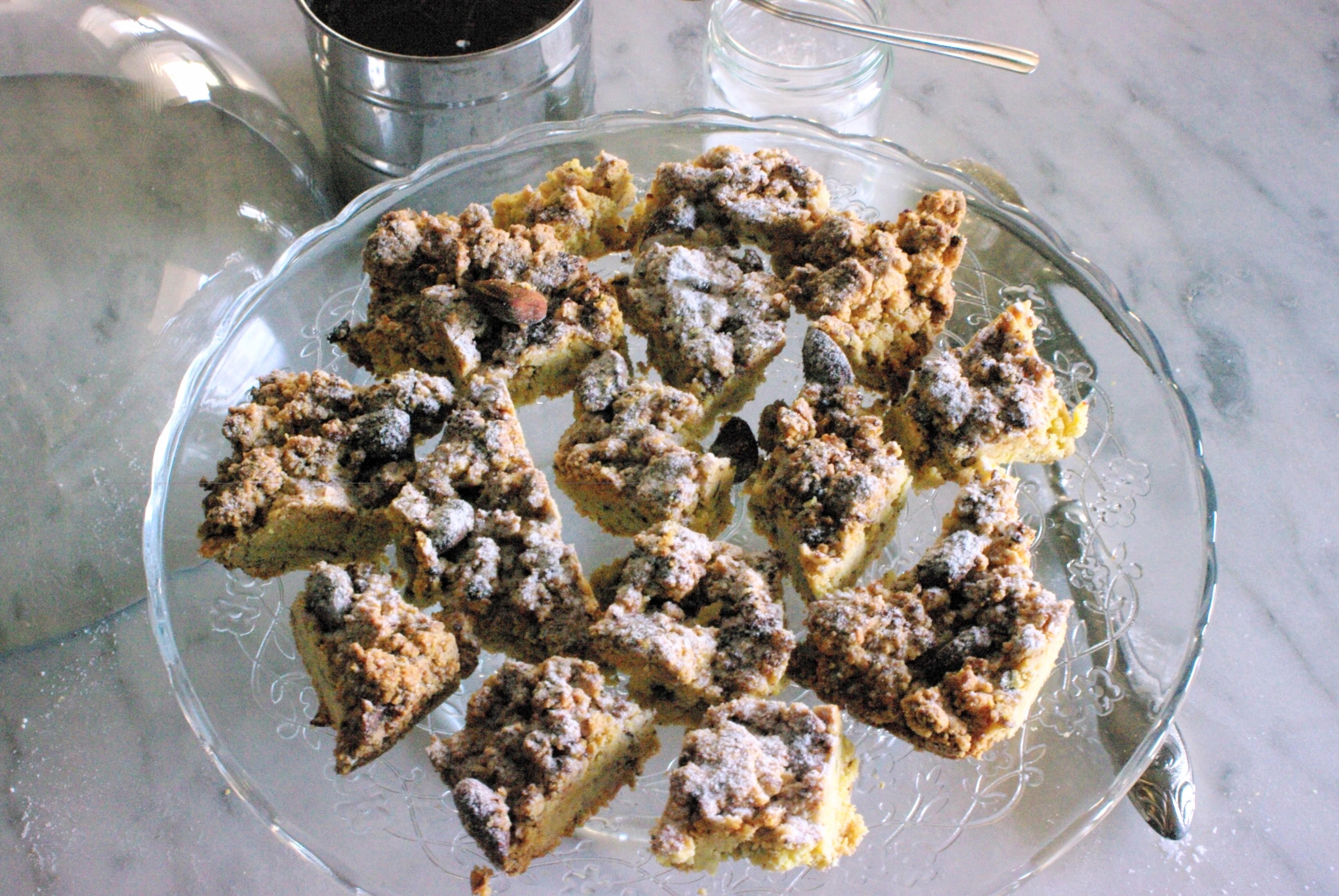 Torta Sbrisolona Mantovana