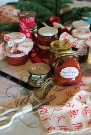 preparativi per i regali di Natale