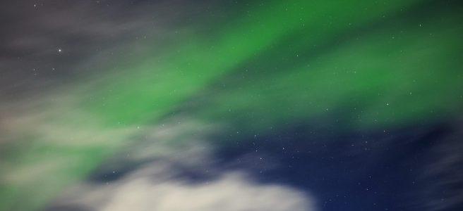 Tromsø a caccia di aurore