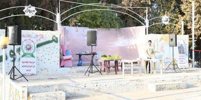 Image result for يوم رياضي برعاية الرابطة الكلدانية في كركوك