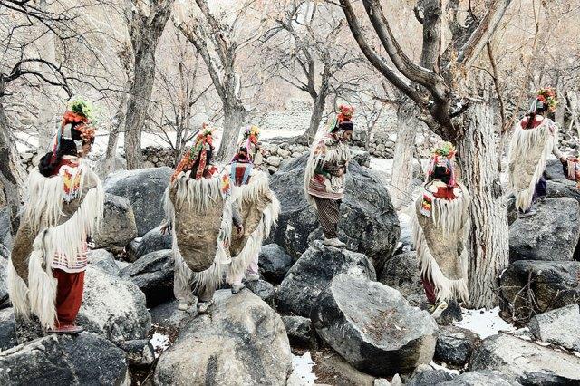 Plemiona Indii i ich stroje - Mango Lassi