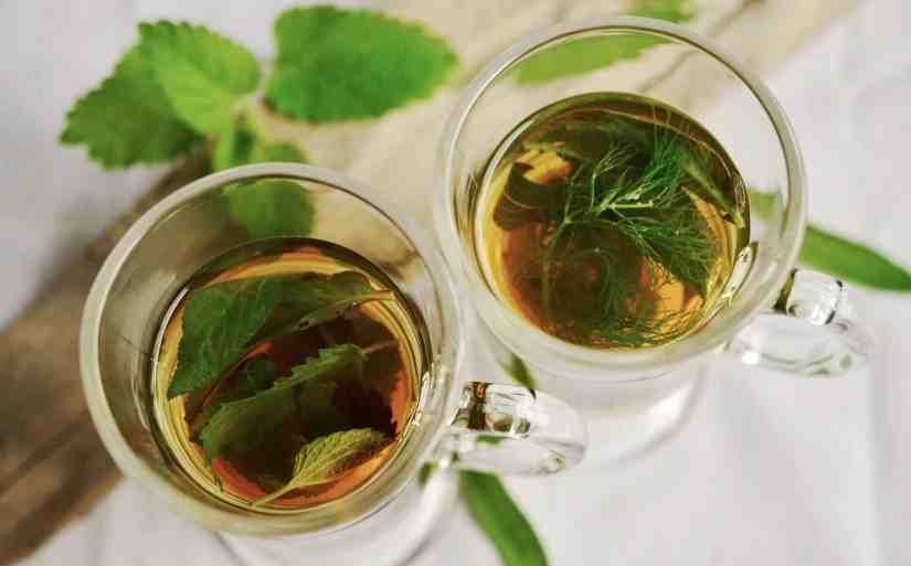 green tea for acne