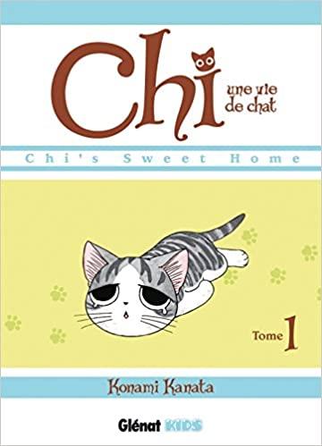 Couverture Chi, une vie de chat