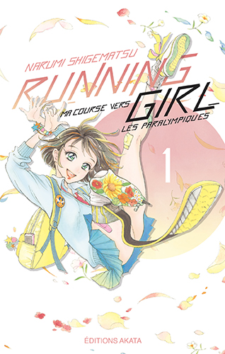 Couverture Running Girl