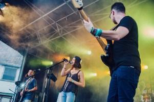 Mango Moon band live (3)