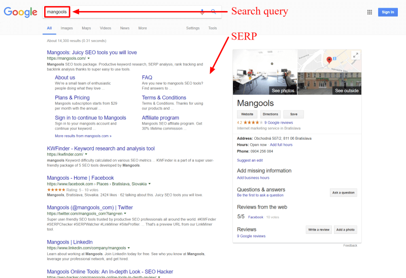 Revealed: Secrets About Search Engine Result Page