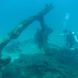 san quentin wreck subic bay