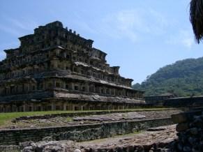 Die Ruinen von El Tajin