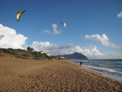 Strand von Sabaudia