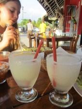 Margarita oikeaoppisella suolareunuksella