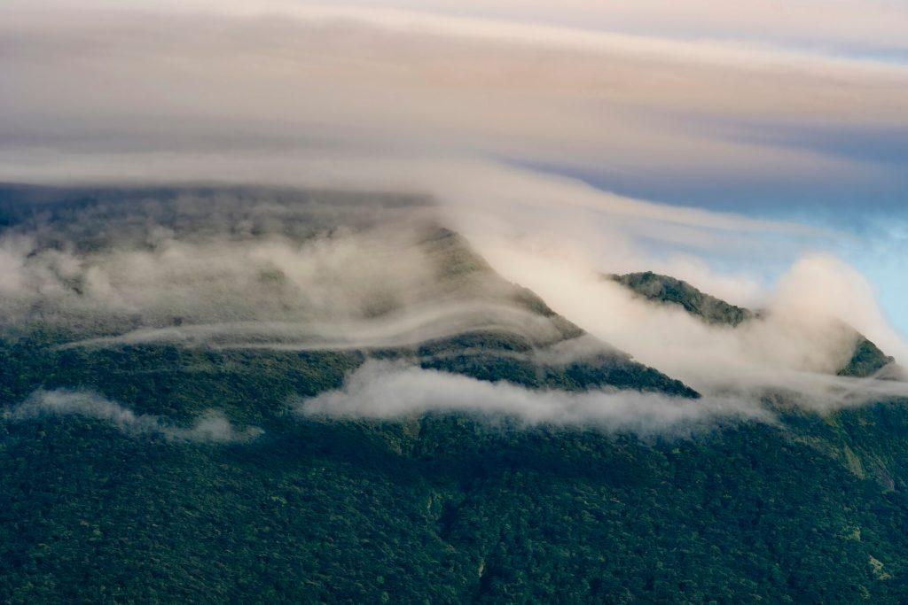 Costa Rica volcanoes Miravalles