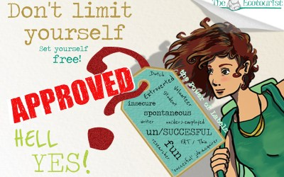 Define your own Path: the Power of Labels & How to set Yourself free