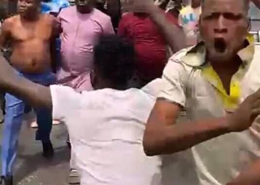 Bidiyo: Yadda yinƙurin DSS wajen kama Sunday Igboho ya ci tura
