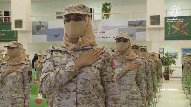 Da kyakkyawar manufa muka horar da sojoji mata – Rundunar Sojin Saudiyya