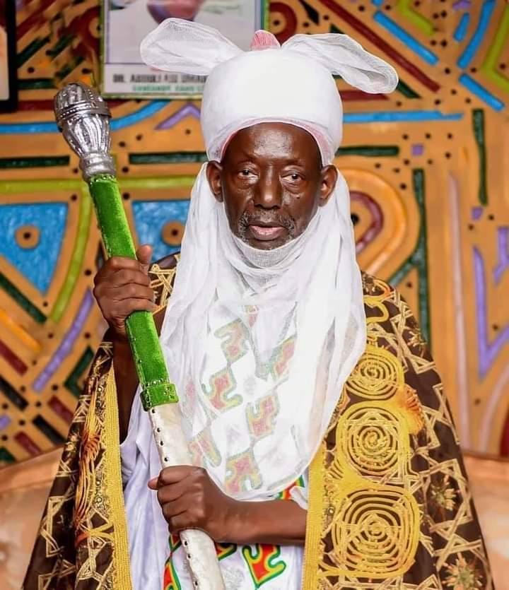 Buhari da Badaru sun jajanta kan rasuwar Sarkin Gaya, Ibrahim Abdulƙadir
