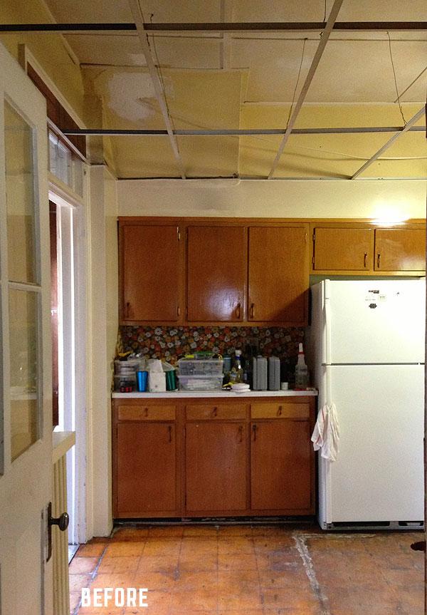 fridgewallbefore