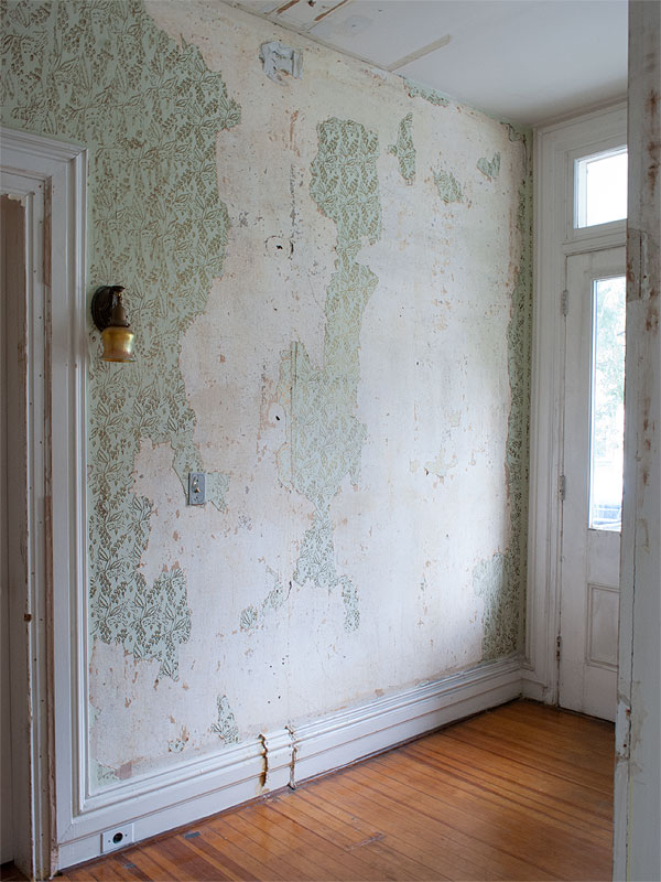 entryway-wall