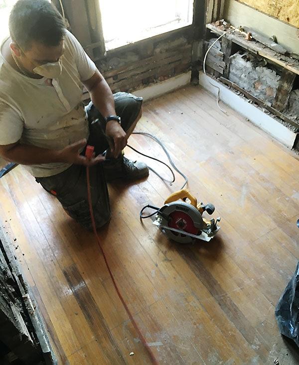 floorcutting