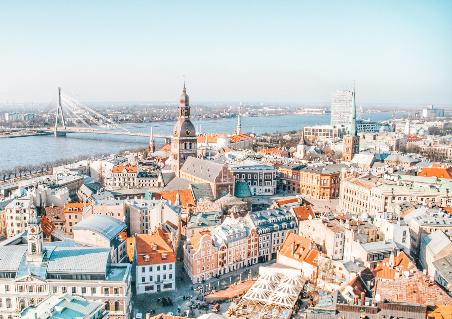 Things to do in Riga: See Riga From Above