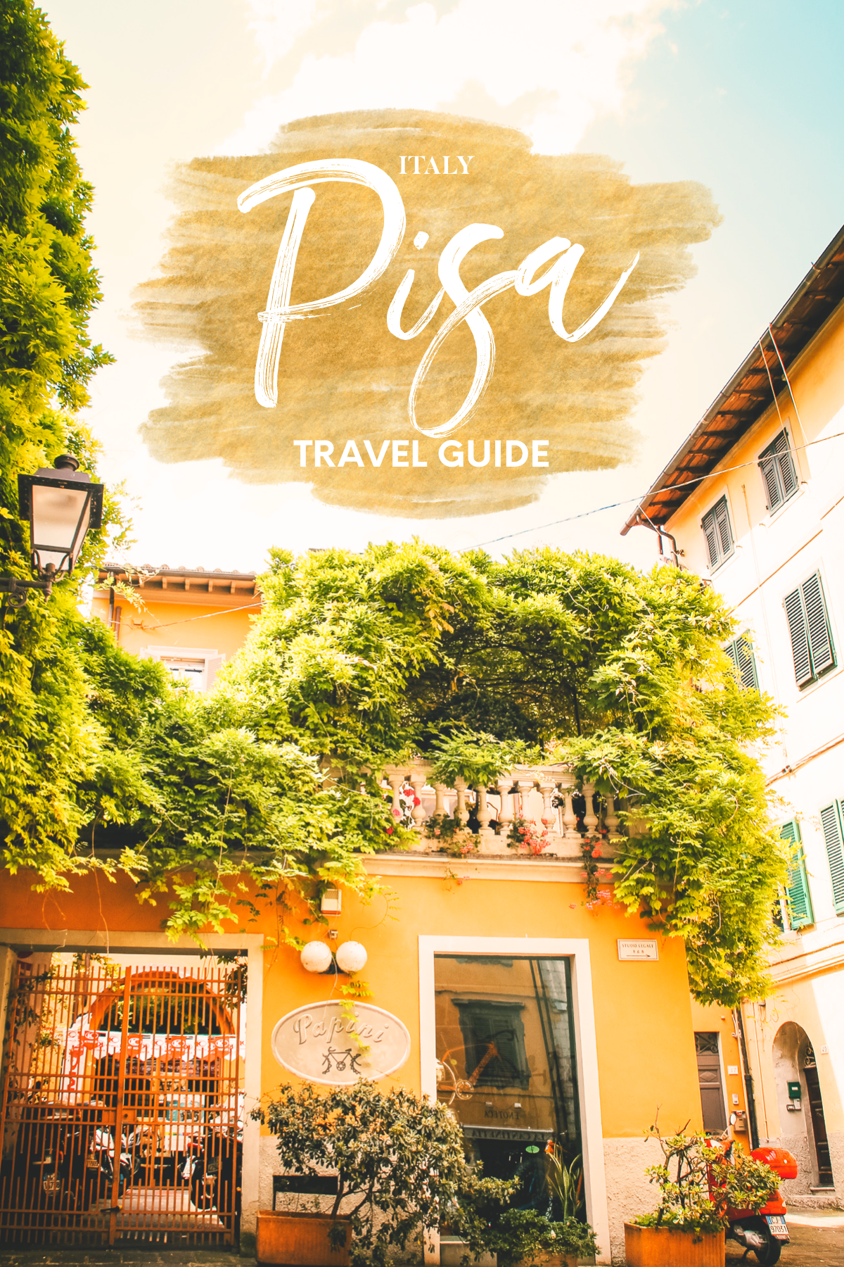 Travel Guide to Pisa, Italy