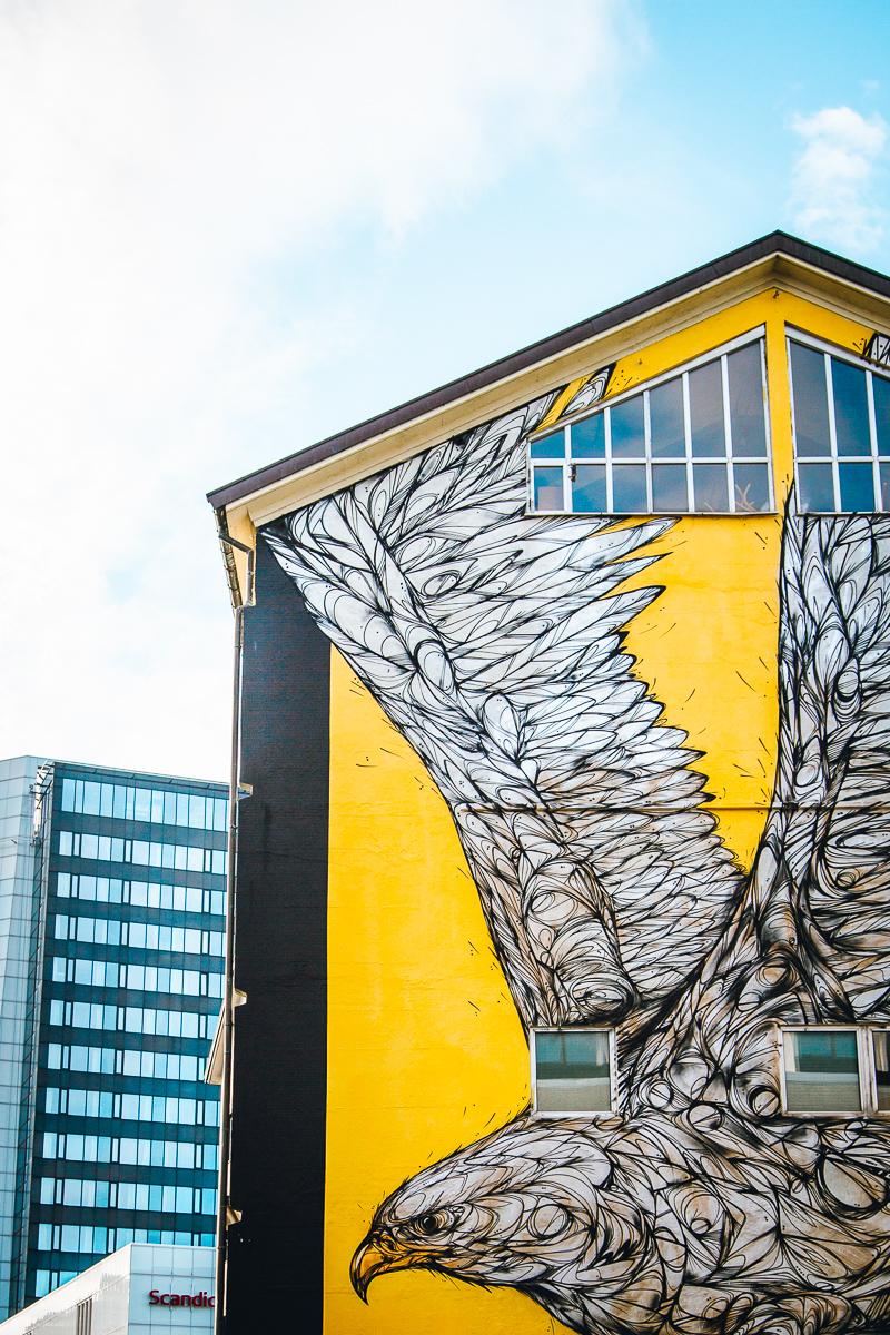 Gatekunst i Bodø
