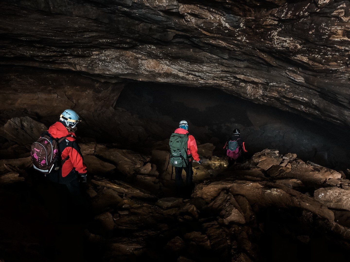 Things To Do In Bodø: Go caving