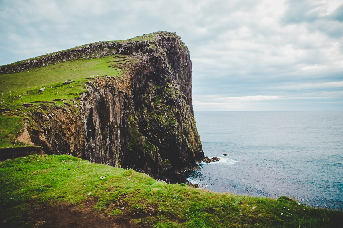 Scotland Road Trip - Neist Point Lighthouse