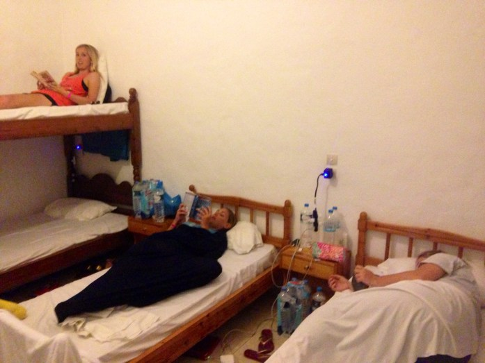 8 tips to help you survive your stay at the Pink Palace hostel in Corfu, Greece
