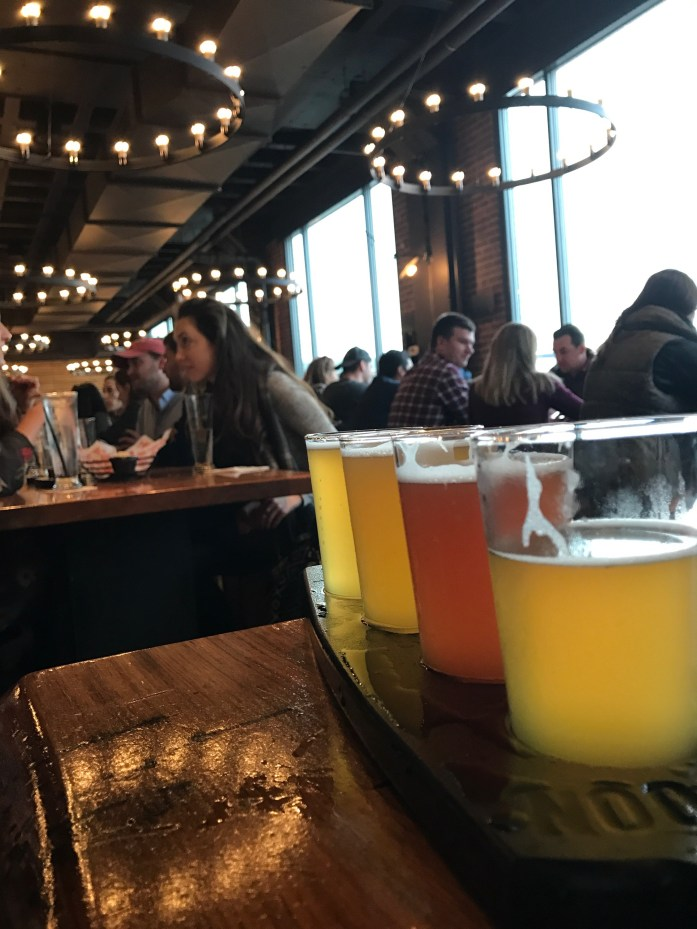 So much beer. So little time. It's a tough job but someone has to help you choose between Boston's Sam Adams and Harpoon breweries, right?