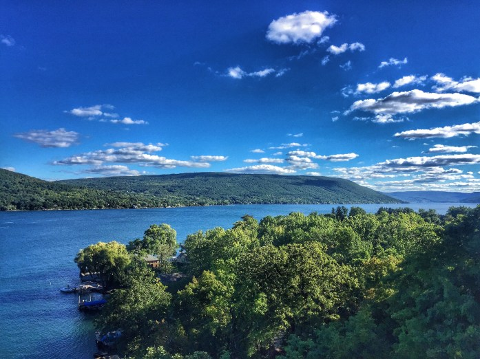 Explore the wineries and lakes of New York's Finger Lakes region, an easy weekend trip from New York City.