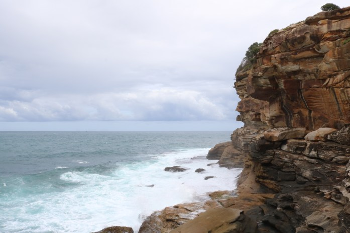 You can walk for more than 3.5 miles along the Sydney coast on the Bondi to Coogee coastal walk.