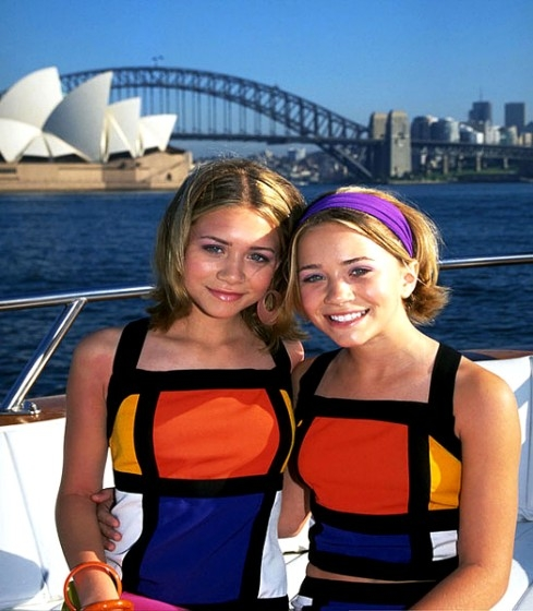 Every tween hopes to attend a yacht party as cool as Mary-Kate and Ashley's in Our Lips Are Sealed.