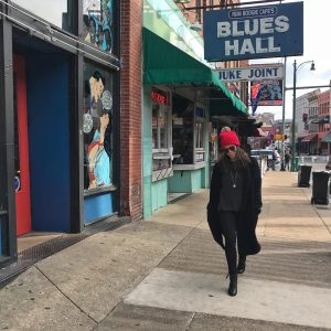 During a 48 trip to Memphis, walk along Beale Street for live music and barbecue.