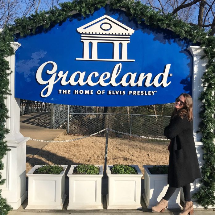 Your 48 hours in Memphis aren't complete without a stop at Graceland.