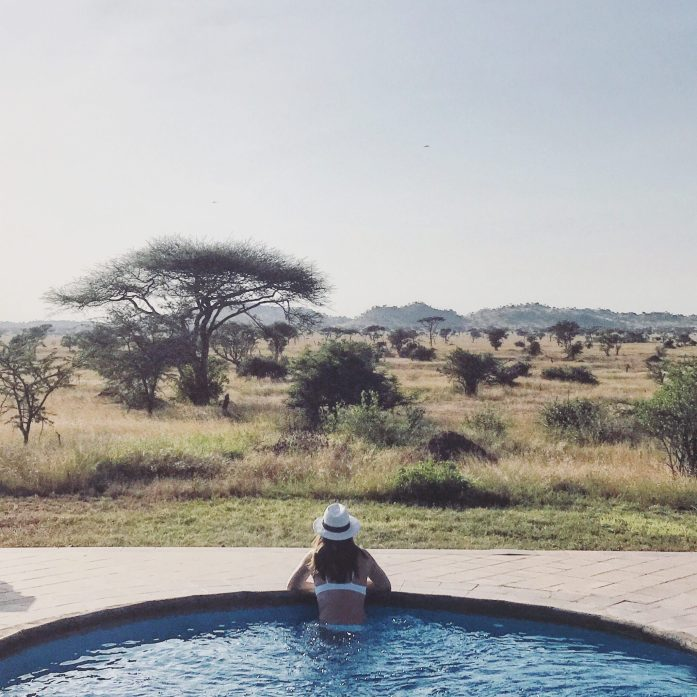 You should book a Kenyan safari for the luxurious lodge experience alone!