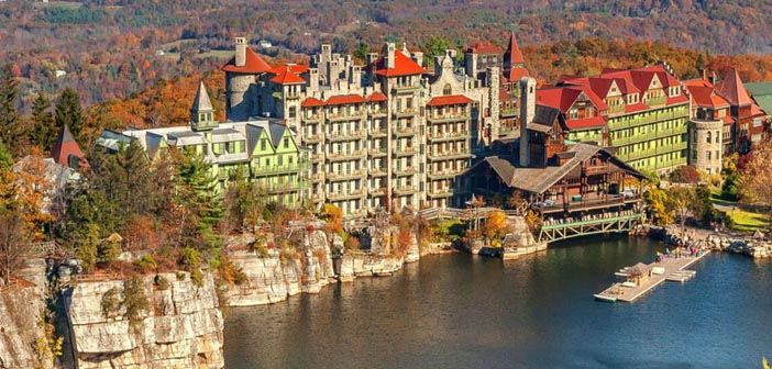 OCT 22-24: MOHONK MOUNTAIN HOUSE