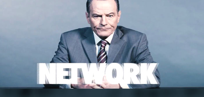 NOV 14th: NETWORK starring Bryan Cranston