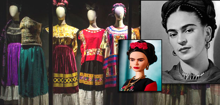MARCH 27 : FRIDA KAHLO at the Brooklyn Museum
