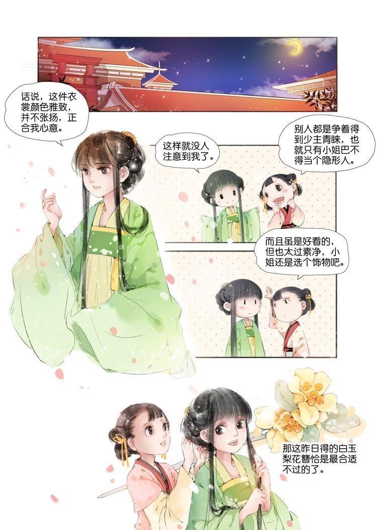 《吾家有小妾》_第二話(中)-愛奇藝漫畫