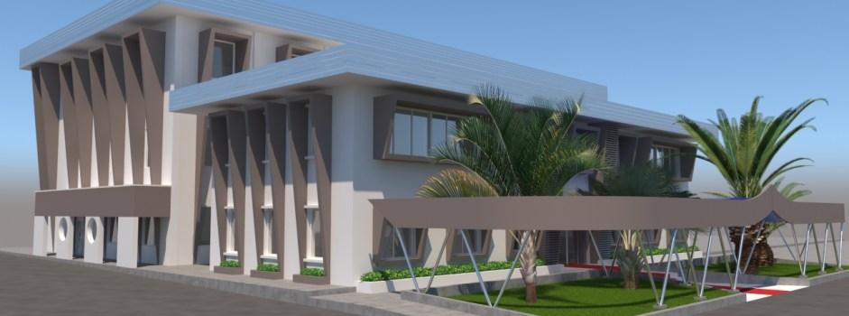 Sadra Exterior Design