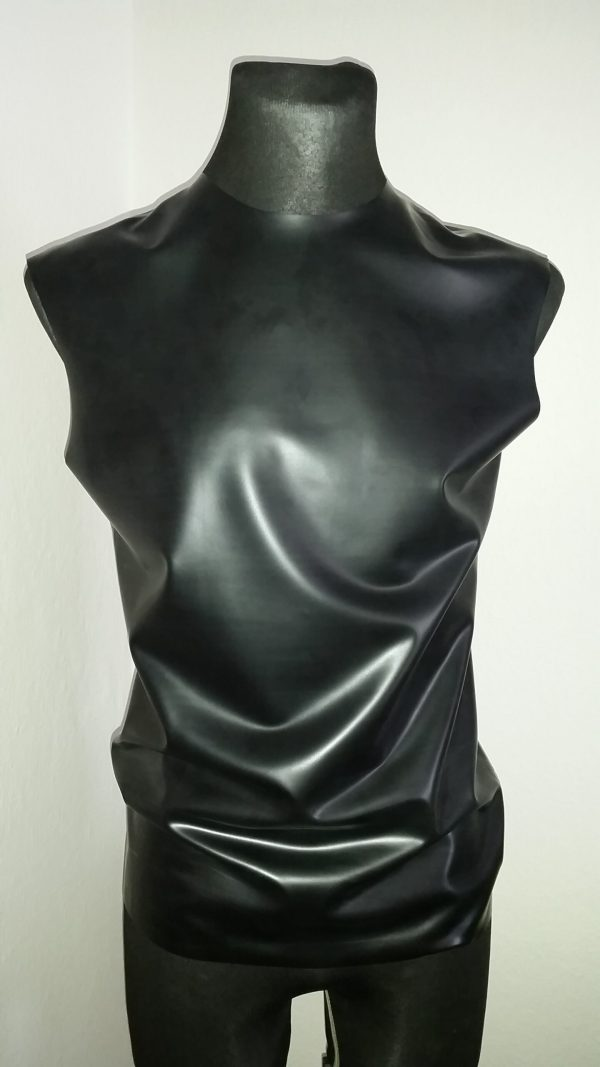 Loose Shirt_Spikes'n'Stripes_Maniac Latex