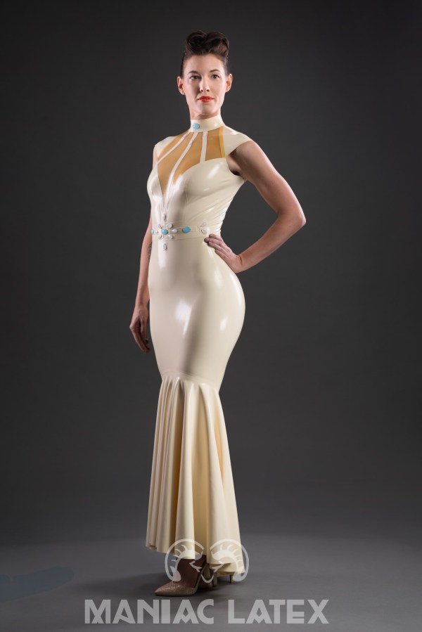 Wedding Dress (1)_Aries_Maniac Latex