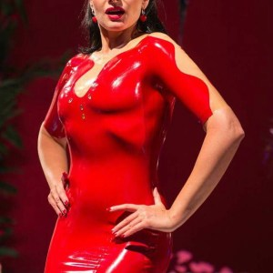 Spring Dress_Big City Life_Maniac Latex